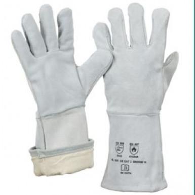5-Finger-Schweißerhandschuh Uhu