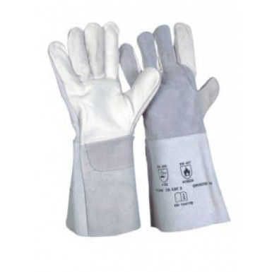 5-Finger-Schweißerhandschuh Star