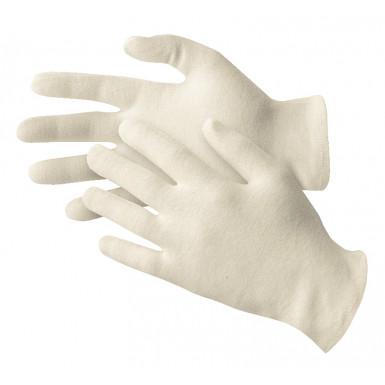 Baumwolltrikot-Handschuh