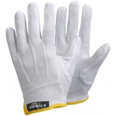 Baumwolltrikot-Handschuh mit Griffpunkten