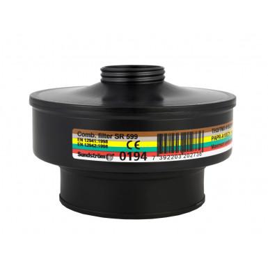 Kombifilter A1BE2K1 Hg P3