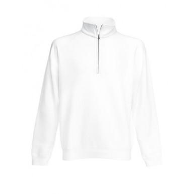 Zip-Neck Sweatshirt Boston