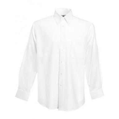 Oxford-Herrenhemd Portugal Langarm