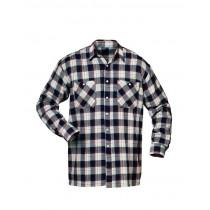Flanell-Hemd 100% Baumwolle