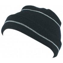 Mütze mit Reflexstreifen