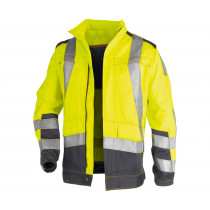 Warnschutz-Bundjacke Safety 7