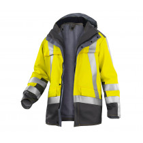 Warnschutz-Bundjacke Safety 8