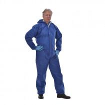 Overall Tritex Blau