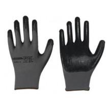 Feinstrick-Handschuh Wiesel Nitrilbeschichtung