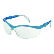 Schutzbrille Kastanie kratzfest, antibeschlag
