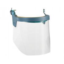 Schutzscheibe Polycarbonat für Helmhalterung