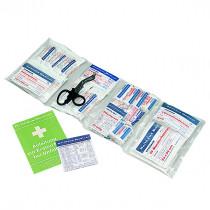Erste-Hilfe Nachüllpackung DIN 13157, 64-teilig