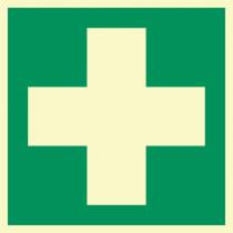 """Rettungszeichen """"Erste Hilfe"""""""