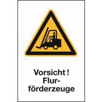 """Warnzeichen """"Flurföderzeuge"""""""